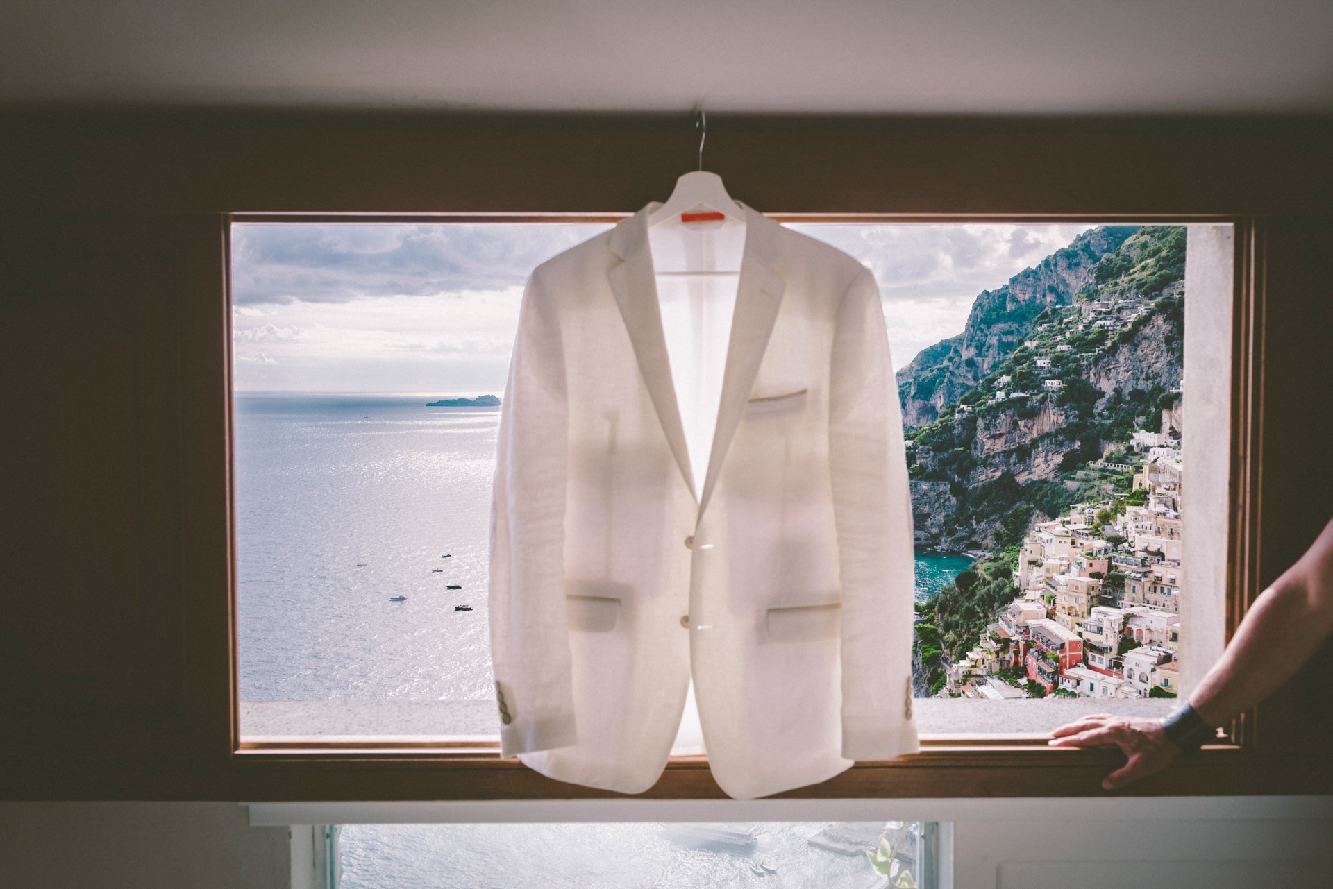 Sweet Wedding in Positano